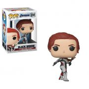 POP FUNKO 454 BLACK WIDOW AVENGERS END GAME VINGADORES