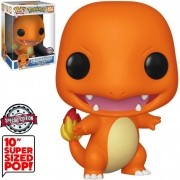 POP FUNKO 456 CHARMANDER POKEMON 26 CM SPECIAL EDITION