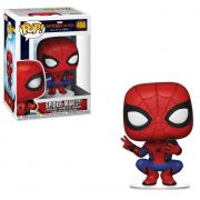 POP FUNKO 468 SPIDER MAN HERO SUIT FAR FROM HOME