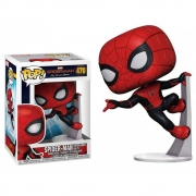 POP FUNKO 470 SPIDER MAN UPGRADE SUIT FAR FROM HOME