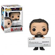 POP FUNKO 472 Happy Hogan Spider Man Far Fron Home