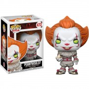 POP FUNKO 472 PENNYWISE WITH BOAT IT