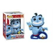 POP FUNKO 476 GENIE WITH LAMP Glow in the dark ALADDIN