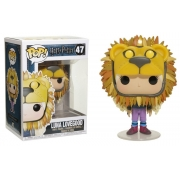 POP FUNKO 47 LUNA LOVEGOOD HARRY POTTER Lion Head
