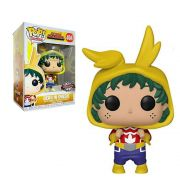POP FUNKO 494 DEKU IN ONESIE MY HERO ACADEMIA SPECIAL EDITIO