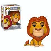 POP FUNKO 495 MUFASA LION KING REI LEAO