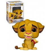 POP FUNKO 496 SIMBA LION KING REI LEAO