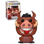 POP FUNKO 498 LUAU PUMBAA LION KING REI LEAO