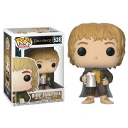 POP FUNKO 528 MERRY BRANDYBUCK LORD OF THE RINGS SENHOR ANEI