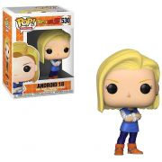 POP FUNKO 530 ANDROID 18 DRAGON BALL Z