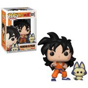 POP FUNKO 531 YANCHA E PUAR DRAGON BALL Z