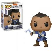 POP FUNKO 536 SOKKA AVATAR
