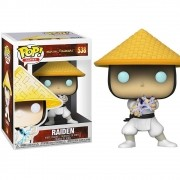 POP FUNKO 538 RAIDEN MORTAL KOMBAT