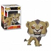 POP FUNKO 548 SCAR LION KING REI LEAO