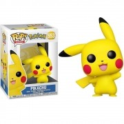 POP FUNKO 553 PIKACHU POKEMON POKETMONSTER
