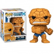 POP FUNKO 560 THE THING FANTASTIC FOUR 4 MARVEL