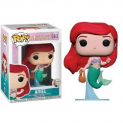 POP FUNKO 563 ARIEL THE LITTLE MERMANID PEQUENA SEREIA DISNE