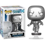 POP FUNKO 563 SILVER SURFER FANTASTIC FOUR 4 MARVEL