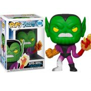 POP FUNKO 566 SUPER SKRULL FANTASTIC FOUR 4 MARVEL