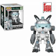 POP FUNKO 569 EXOSKELETON SNOWBALL RICK AND MORTY