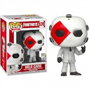 POP FUNKO 570 WILD CARD FORTNITE