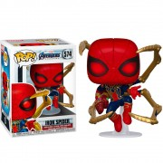POP FUNKO 574 IRON SPIDER AVENGERS ENDGAME