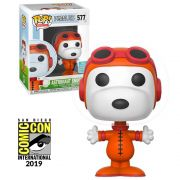 POP FUNKO 577 ASTRONAUT SNOOPY 2019 SUMMER CONVENTION