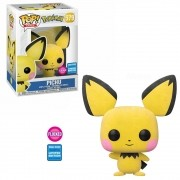 POP FUNKO 579 PICHU FLOCKED POKEMON