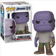 POP FUNKO 579 THANOS IN THE GARDEN AVENGERS ENDGAME