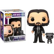 POP FUNKO 580 JOHN WICK With Dog