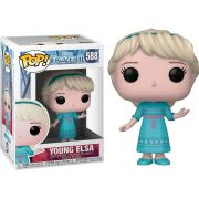 POP FUNKO 588 YOUNG ELSA FROZEN II DISNEY