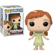 POP FUNKO 589 YOUNG ANNA FROZEN II DISNEY