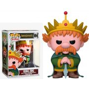 POP FUNKO 594 DISENCHANTMENT KING ZøG