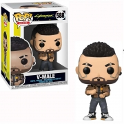 POP FUNKO 598 V-MALE CYBERPUNK 2077
