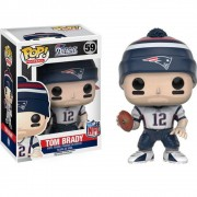 POP FUNKO 59 PATRIOTS TOM BRADY FOOTBALL