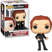 POP FUNKO 603 NATASHA ROMANOFF BLACK WIDOW