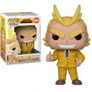 POP FUNKO 604 ALL MIGHT TEACHER MY HERO ACADEMIA
