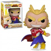 POP FUNKO 608 SILVER AGE ALL MIGHT MY HERO ACADEMIA