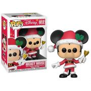 POP FUNKO 612 MICKEY MOUSE CHRISTMAS DISNEY