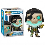 POP FUNKO 616 BLACKHEART FORTNITE