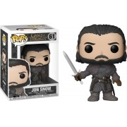 POP FUNKO 61 JON SNOW GAME OF THRONESBeyond the Wall