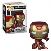 POP FUNKO 626 IRON MAN AVENGERS GAMERVERSE