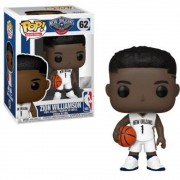POP FUNKO 62 ZION WILLIAMSON NEW ORLEANS PELICANS NBA