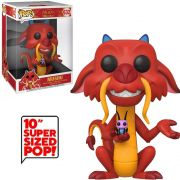 POP FUNKO 632 MUSHU 10 SUPER SIZED 26 CM MULAN MUSHI DISNEY
