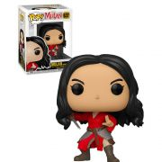 POP FUNKO 637 MULAN WARRIOR DISNEY