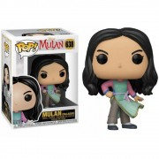 POP FUNKO 638 MULAN VILLAGER DISNEY