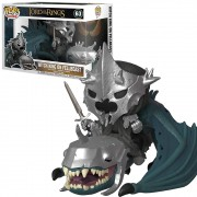 POP FUNKO 63 WITCH KING ON FELLBEAST LORD OF THE RINGS