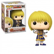 POP FUNKO 653 KURAPIKA HUNTERxHUNTER