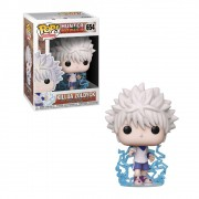 POP FUNKO 654 KILLUA ZOLDYCK HUNTERxHUNTER