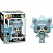 POP FUNKO 662 TEDDY RICK RICK AND MORTY